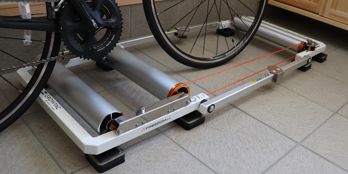 静かさ最強の3本ローラーがGT-Roller Q1.1