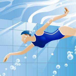 水泳でダイエットはできるのか?